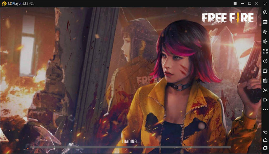 Play Free Fire on PC with LDPlayer
