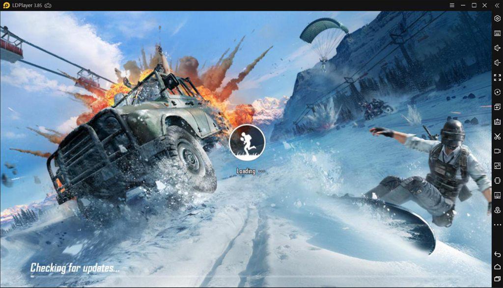 PUBG Arctic Mode1
