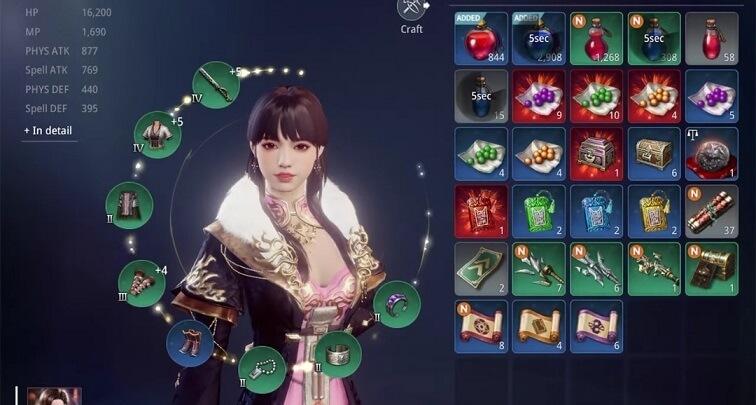 MIR4 Mobile Game