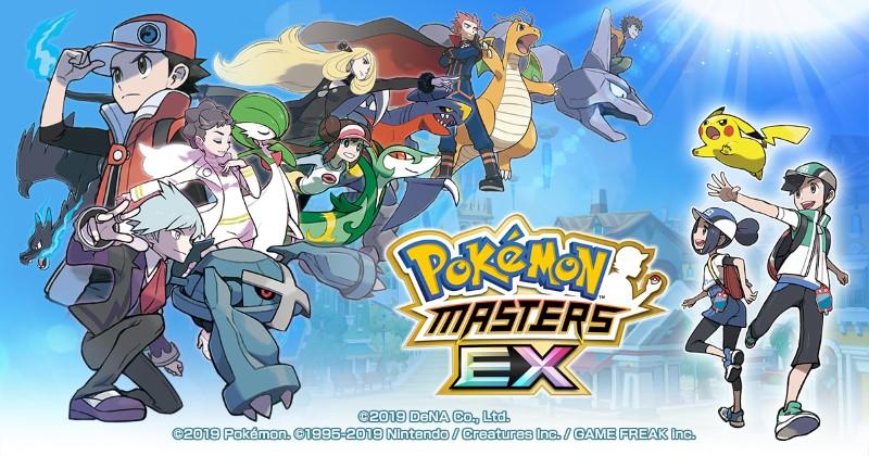 Pokémon Masters Reroll Guide