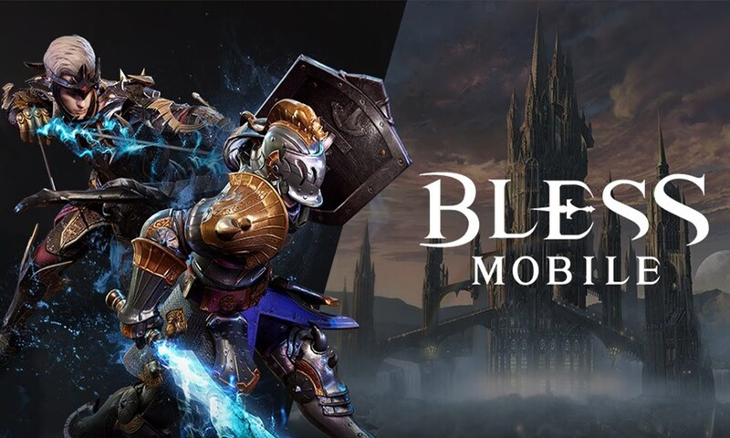 Bless Mobile: How to Power Up Faster Tips and Tricks?