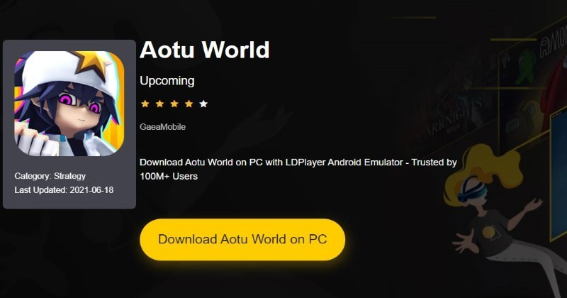 aotu world ldplayer