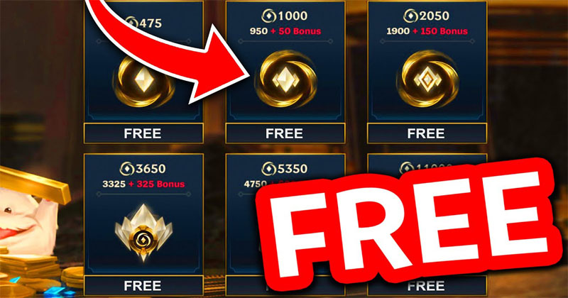 LOL Wild Rift: Ways to get Wild Cores (Currency) for Free?