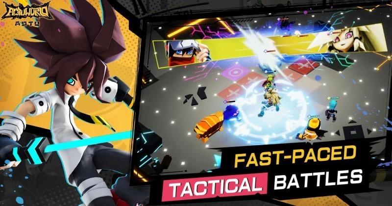 AOTU World Tactical Battlews