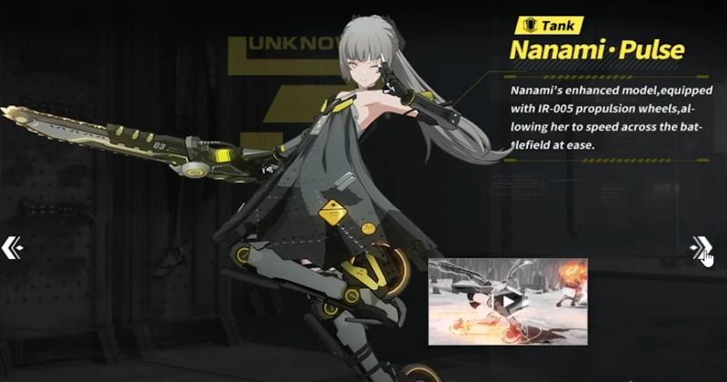 Punishing Gray Raven Rerolling Nanami
