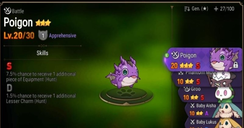 The Ultimate Pet Guide For Epic Seven