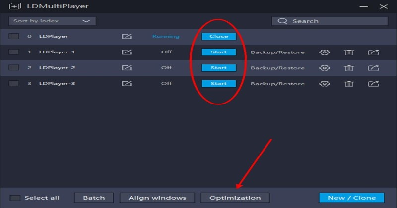 LDPlayer Multi-Instance Feature