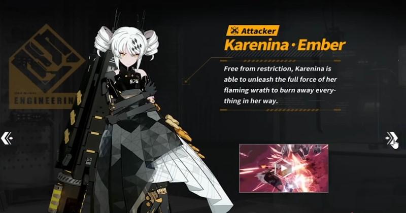 Punishing Gray Raven Rerolling Karenina