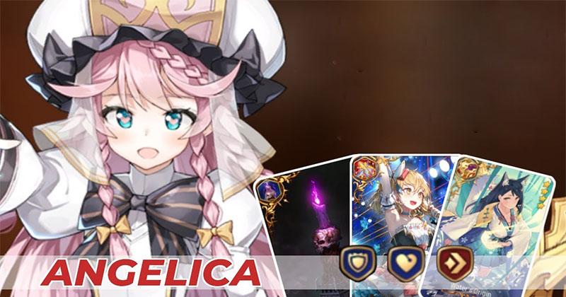Epic Seven: Angelica Build