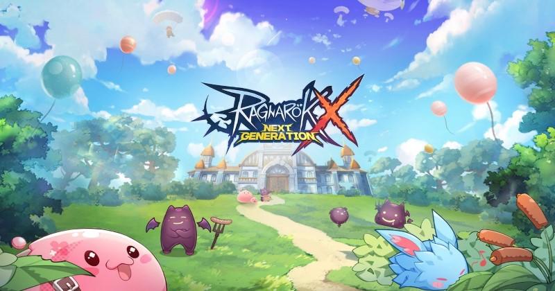Ragnarok X Next Generation Intro