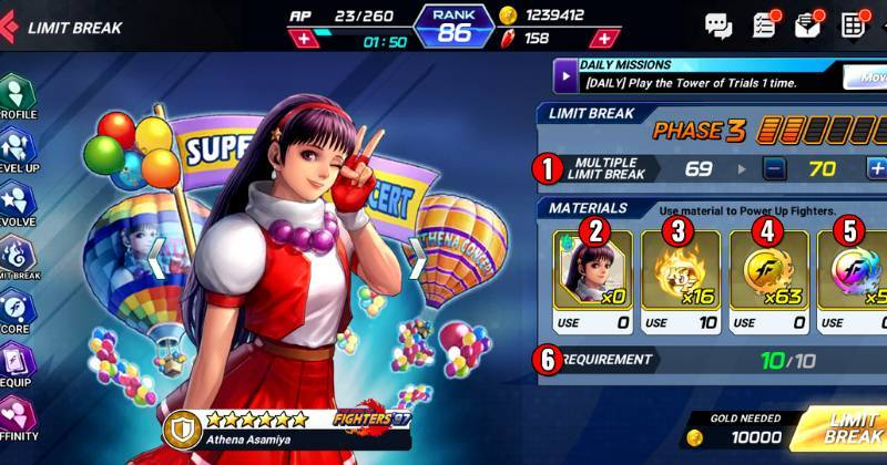 King of Fighters All Star Top Tricks for a Quick Victory