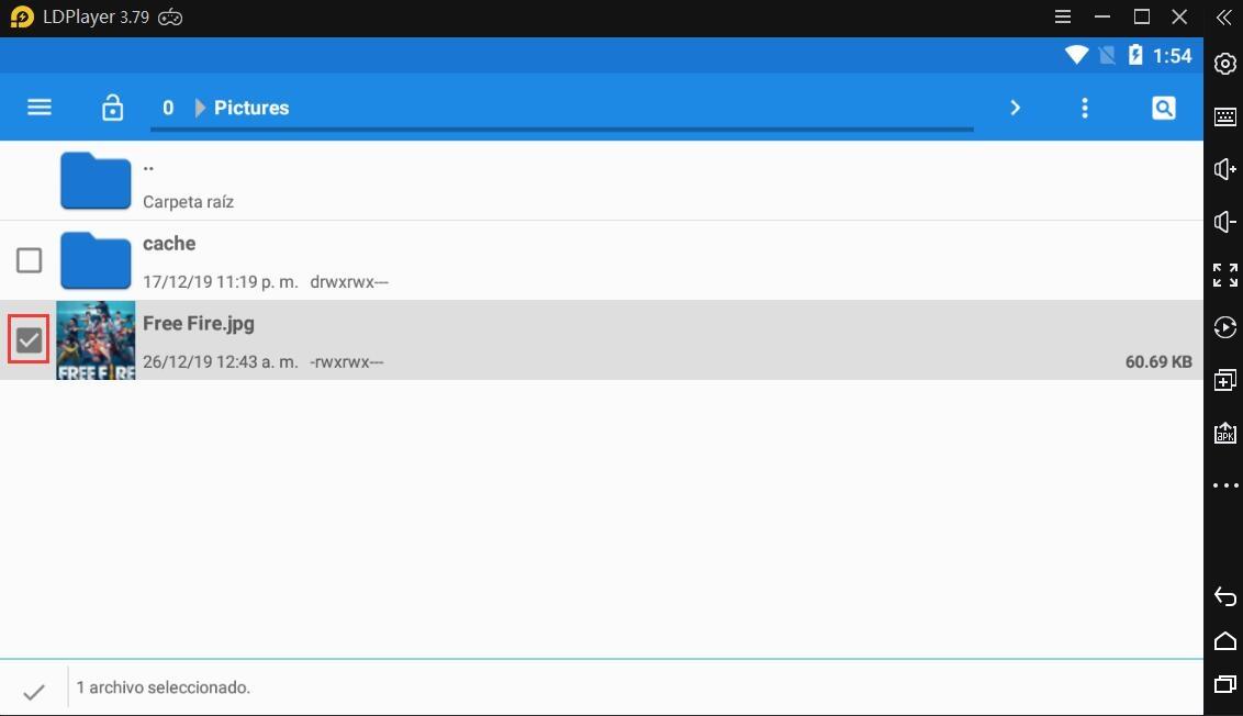 Cómo transferir archivos entre PC y LDPlayer