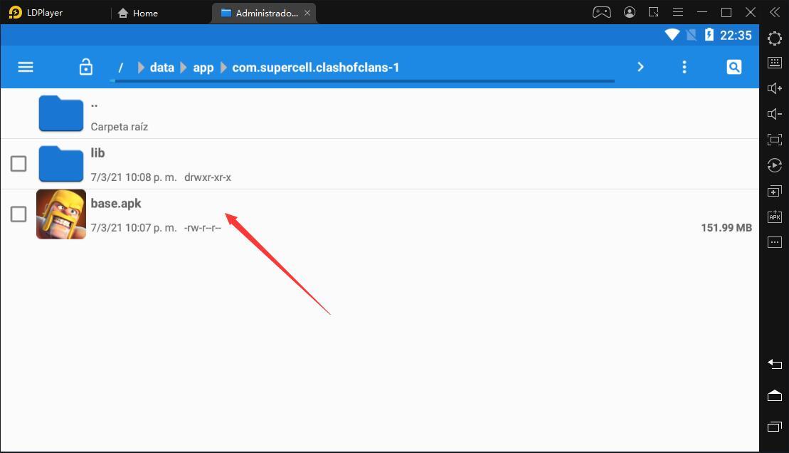 ¿Cómo instalar o extraer un archivo de APK en LDPlayer?