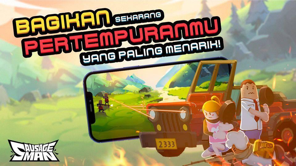 PERLU TAHU! INI INFO LENGKAP DAN UPDATE EVENT GAME SAUSAGE MAN
