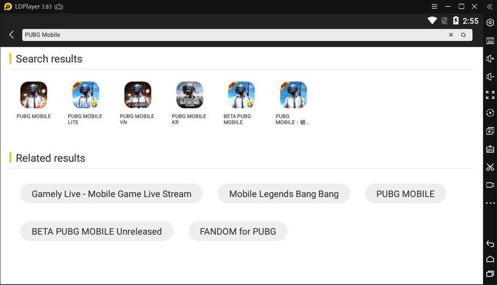 Bagaimana brmain PUBG Mobile di PC dengan FPS Boost