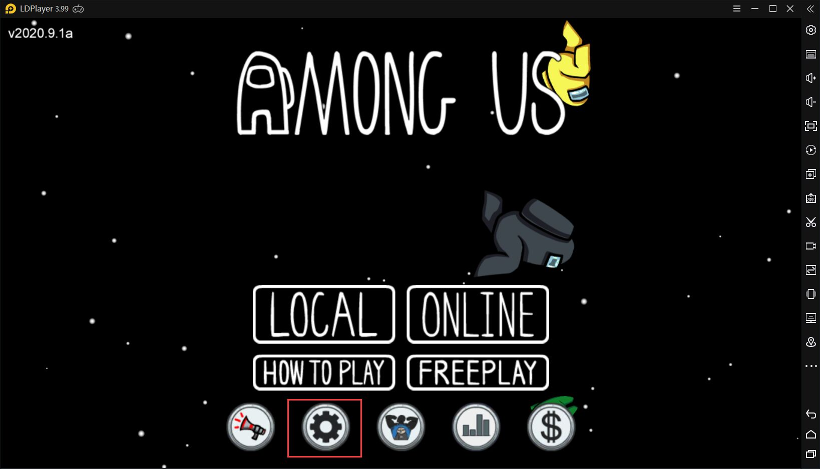 어몽어스(Among Us) PC로 무료 즐기기! LD플레이어 하나로 해결