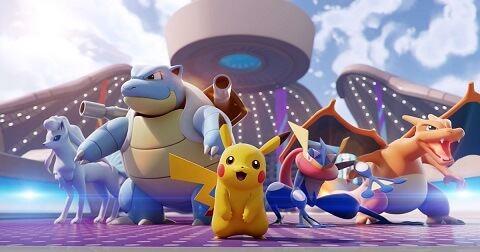 Pokémon Unite: tudo o que você precisa saber sobre os mapas