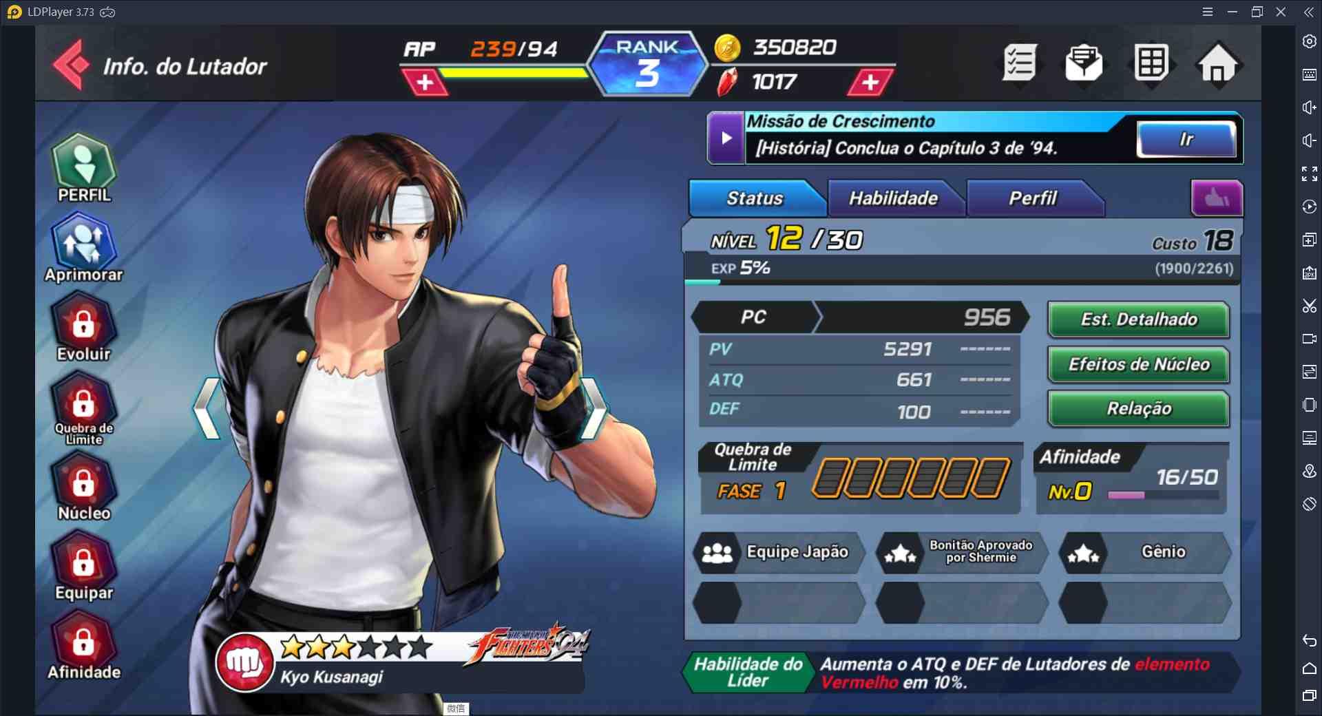 The King of Fighters ALLSTAR——Dicas para jogar com emulador no PC