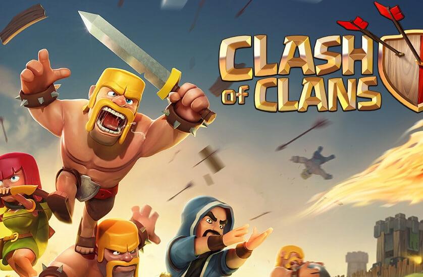 Cкачать Clash of Clans на компьютер