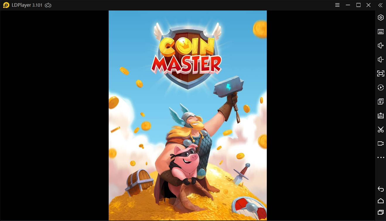 เล่น Coin Master บน PC: สนุกด้วยจอใหญ่และใช้เมาส์