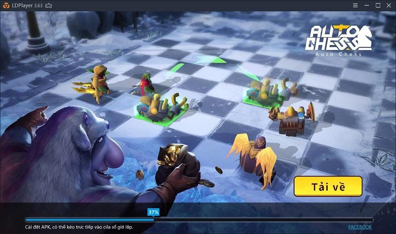 Hướng dẫn cài đặt và chơi Auto Chess trên PC