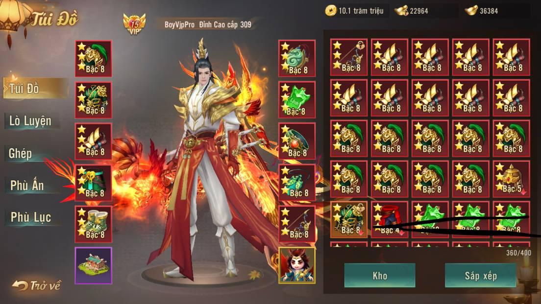 LDPlayer tặng gift code Phong Khởi Trường An mừng game ra mắt 27/05