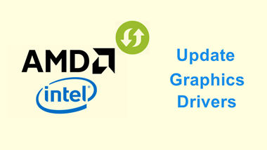 How to Update the Graphics Driver