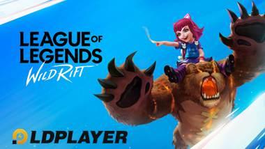 Jouer à League of Legends Wild Rift sur PC