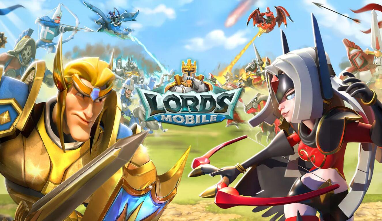 Играть в «Lords Mobile: Война Королевств. Стратегия Cражений» бесплатно на пк