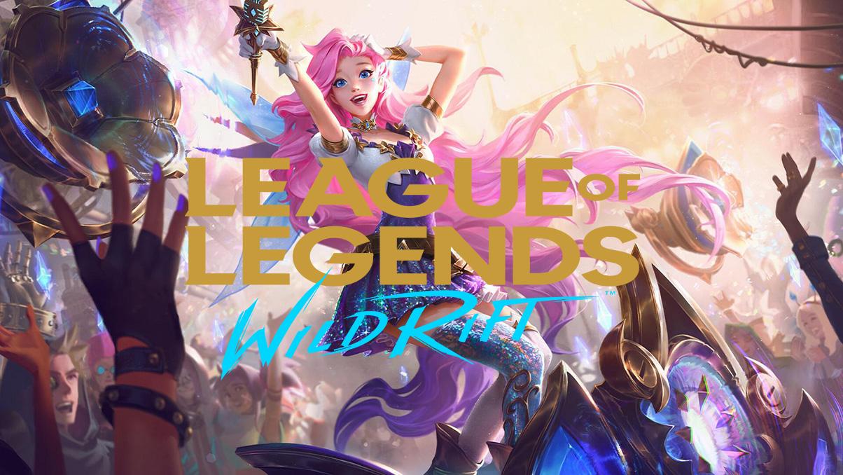 ข้อมูล League of Legends: Wild Rift ที่ต...