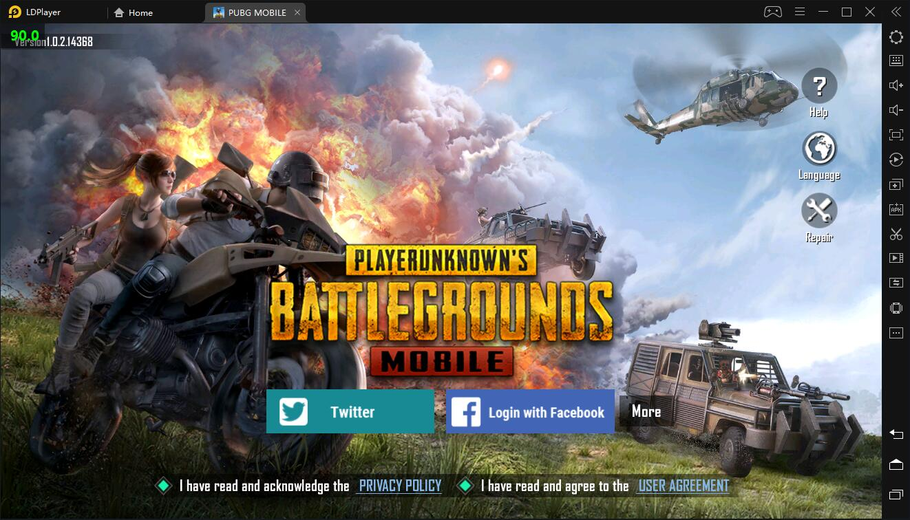 How to Play PUBG MOBILE at 90 FPS on LDP...