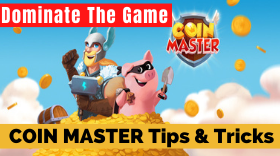 COIN MASTER – Ultimate Crucial Tips & Tr...