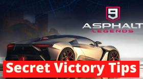 Asphalt 9: Legends – Secret towards your...